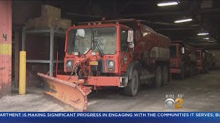 Tri-State Ready For Big Snowstorm