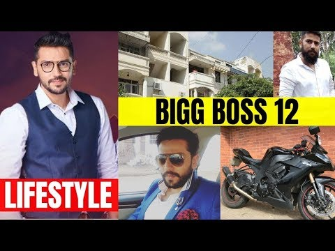 Bigg Boss 12Romil Chaudhary | Lifestyle,education,family,income,salary,house | wikipedia|