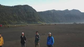 trip@rtfrenture | mt. bromo and south of malang city tour