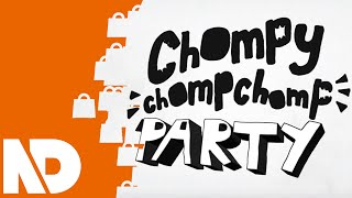 [eShop EU] Chompy Chomp Chomp Party - First Look