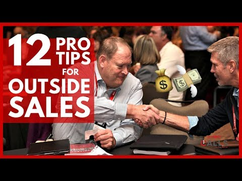 12 Pro Tips for Outside Sales | Calls With Chris Smith | Episode 8