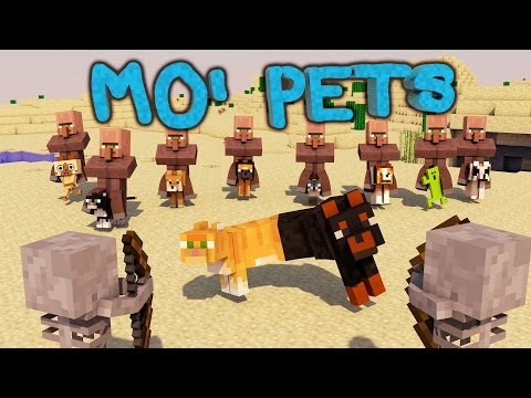 [1.7.10] Silent's Pets Mod Download | Minecraft Forum