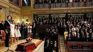 """Испания: """"Да здравствует король!"""""""