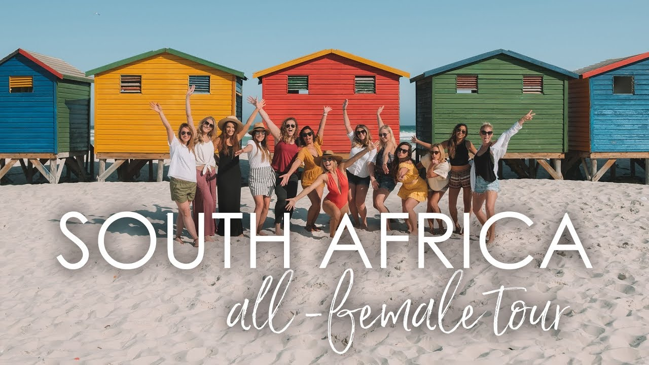 The Blonde Abroad Escapes All-Female Tour in South Africa