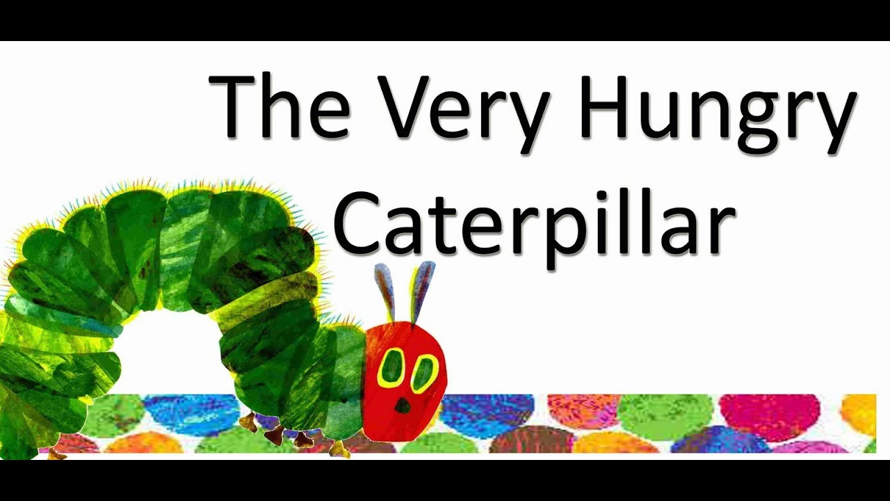 The Very Hungry Caterpillar - read by Sherry - YouTube