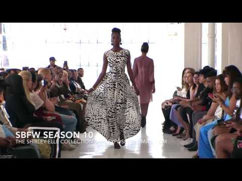 SMALL BOUTIQUE FASHION WEEK PRESENTS SHIRLEY ELLE COLLECTION
