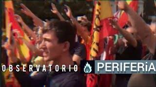 Cara al Sol y exaltación fascista en Madrid contra el Refer...