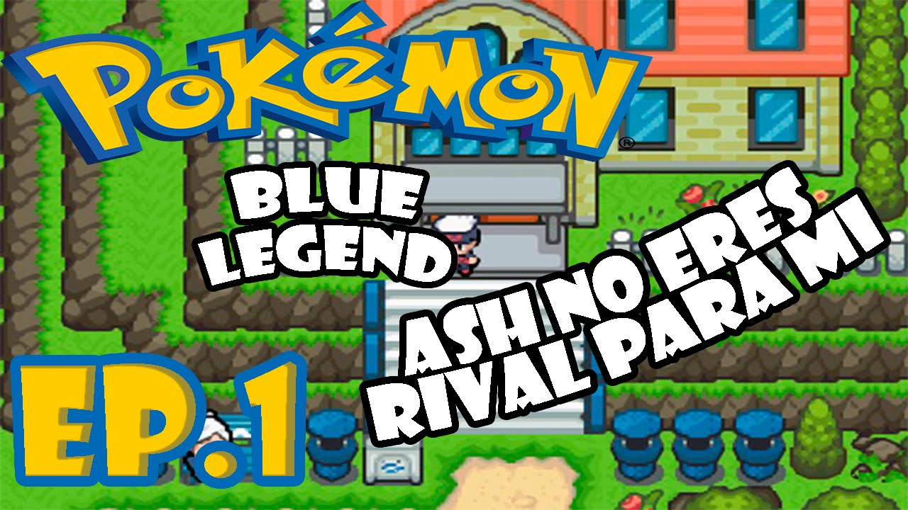 [GBA] Pokemon Blue Legend Beta 1.1 - Pokemoner.com