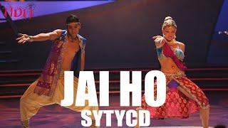 Jai Ho | Slumdog Millionaire | SYTYCD | Nakul Dev Mahajan | A.R. Rahman | Dev Patel | Freida Pinto