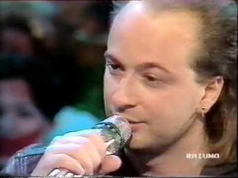 Intervista a Marco Masini del 1993 Rai Uno