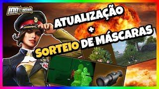 Sorteios + novos itens! Free Fire ao vivo 🎮 LIVE #mestre #dicas