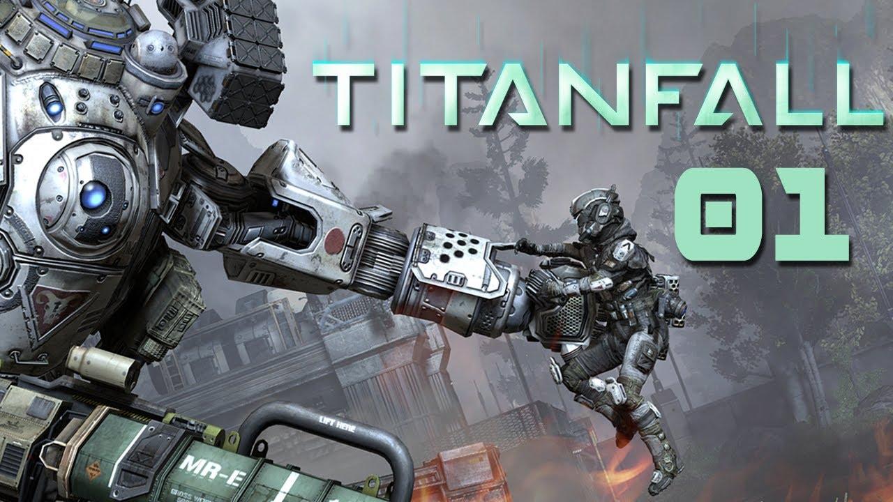 Titanfall (Multiplayer) (Bölüm #1) (w/ Emre)