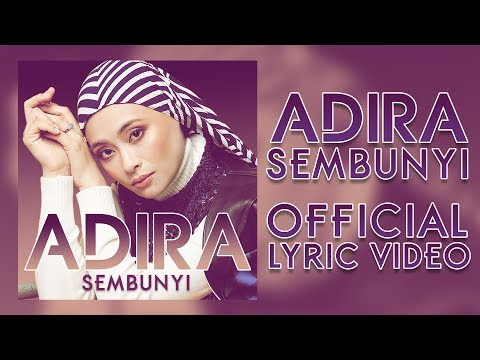 Adira - Sembunyi [Official Lyric Video]