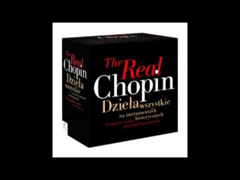 Chopin- Piano Concerto no. 1 in E minor, op. 11 played on an 1848 Pleyel piano