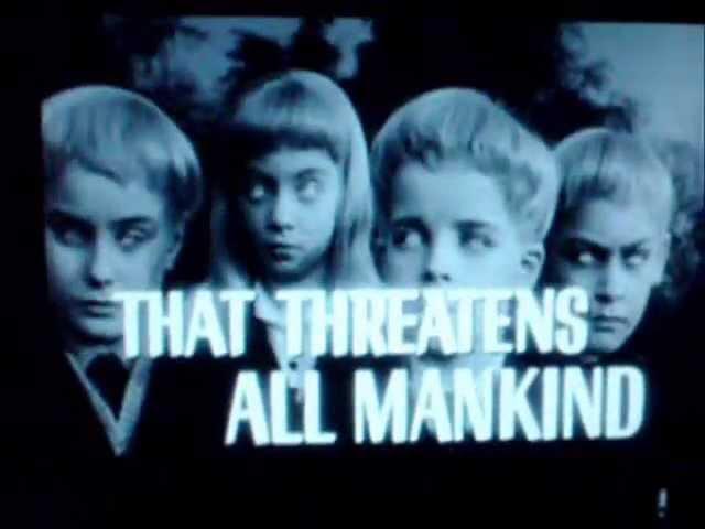 Das Dorf der Verdammten (Original Trailer - 1960)