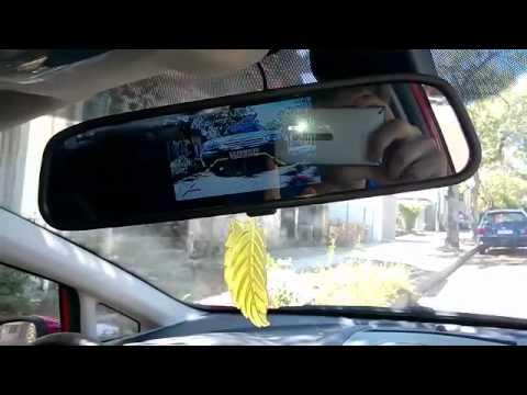 espejo retrovisor con camara xion nnet uruguay youtube