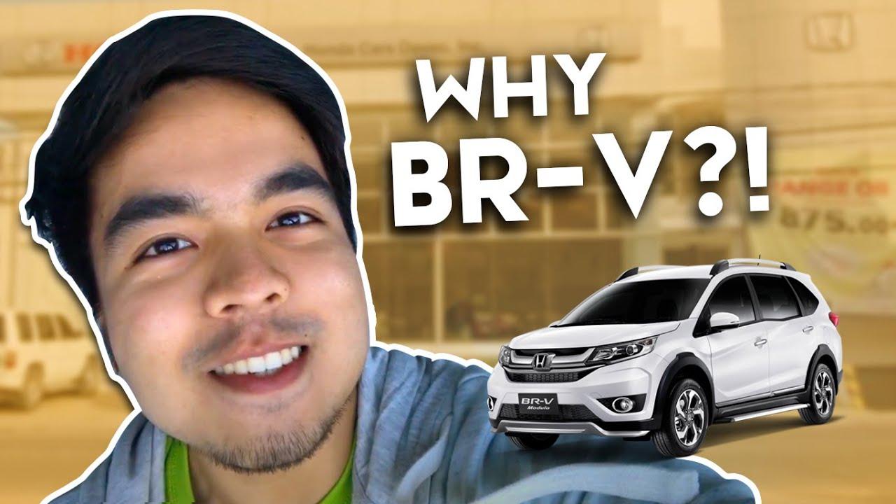 Why I chose the 2017 Honda BR-V (Filipino) | #RedVlogs - YouTube