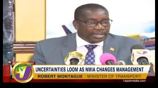 TVJ The Business Day: Uncertainties Looms as NMIA Changes Management - October 8 2019
