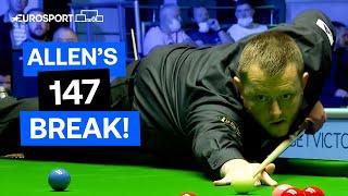 Mark Allen's Super 147 Break! | Northern Ireland Open 2021