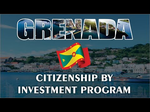 Grenada Citizenship By investment | Process & Requirements | Ahsan Khaliq