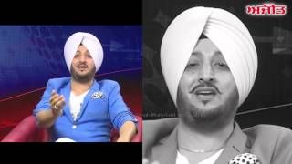 Inderjit Nikku Punjabi Singer coming soon on Ajit Web TV
