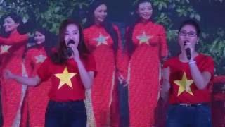 Trái tim Việt Nam - Tốp ca nữ Truyền hình Nhân Dân