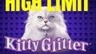 Kitty Glitter Slot-free spins-big win- Handpay of $3930.00