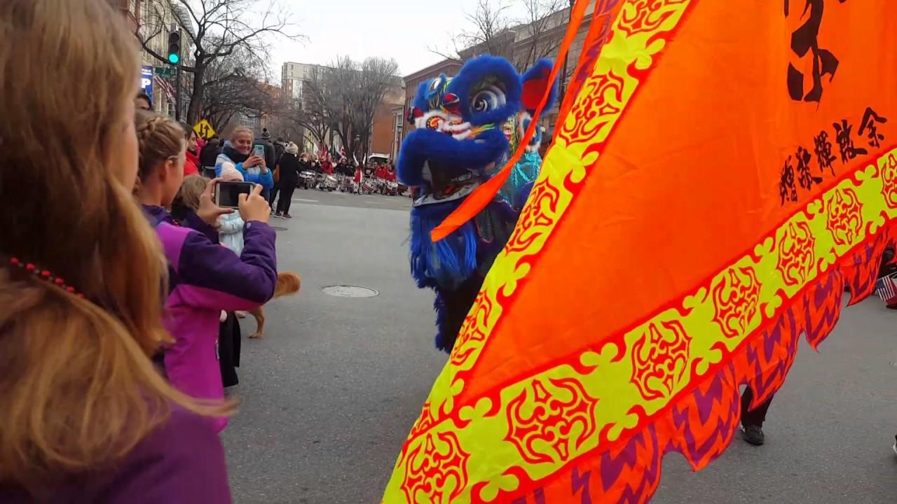 batala at chinese new year celebration parade through chinatown washington dc sunday 29 jan 2017 - Chinese New Year Dc