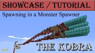The Kobra - Spawn Your Own Spawner Tutorial (smp)