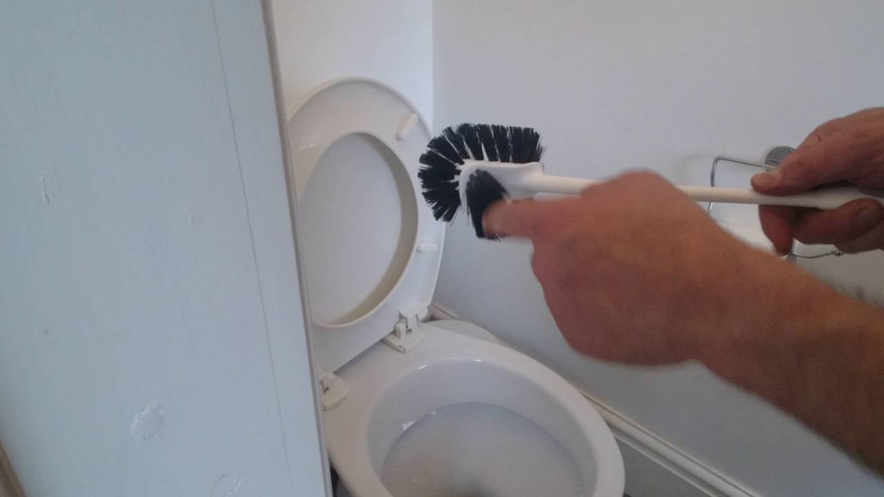 easy home toilet seat. Aldi easy home toilet brush made in Germany  YouTube