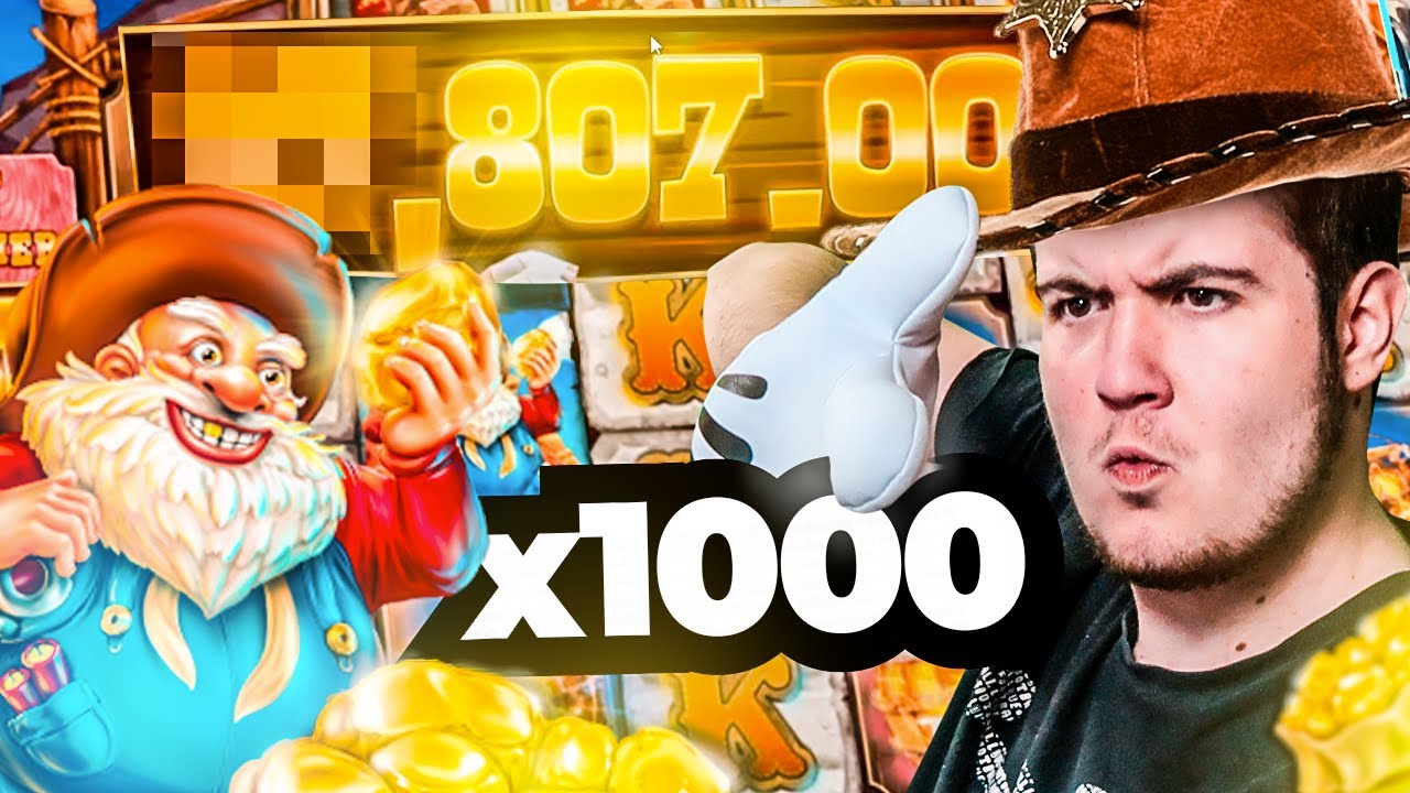 💎Mon 1ER x1000 sur DIAMOND MINE MEGAWAYS (BEST OF BIDULE)