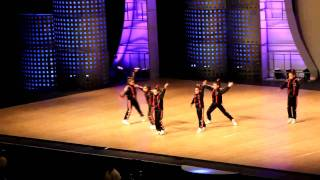 Onizawa Ikka at World Hip Hop Championship 2011