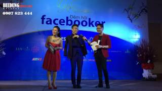 Cong ty to chuc su kien, Kenny Sang trong ngày hội Facebook - 0907 823 444