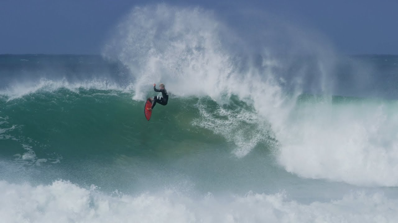 Surfing Perfect 6-8ft JBay...