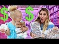 MOM CAN'T SAY NO !! BABY IN CHARGE FOR 24 HOURS CHALLENGE (no budget)