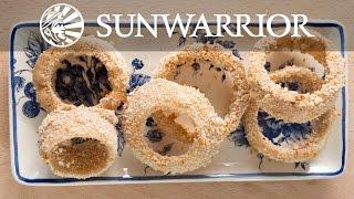 Healthy Baked Onion Rings Recipe | Sunwarrior