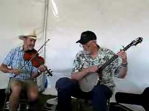 Old Time Medley D Tunes - Fiddle and Clawhammer Banjo