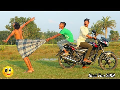 Indian New Funny Video😄-😅Hindi Comedy Videos 2019-Episode-67--Indian Fun || ME Tv
