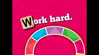 WUMC KidzChurch 1.17.21.  Work Hard.