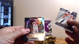 2017-18 Panini Prizm Basketball First off the Line Box Review