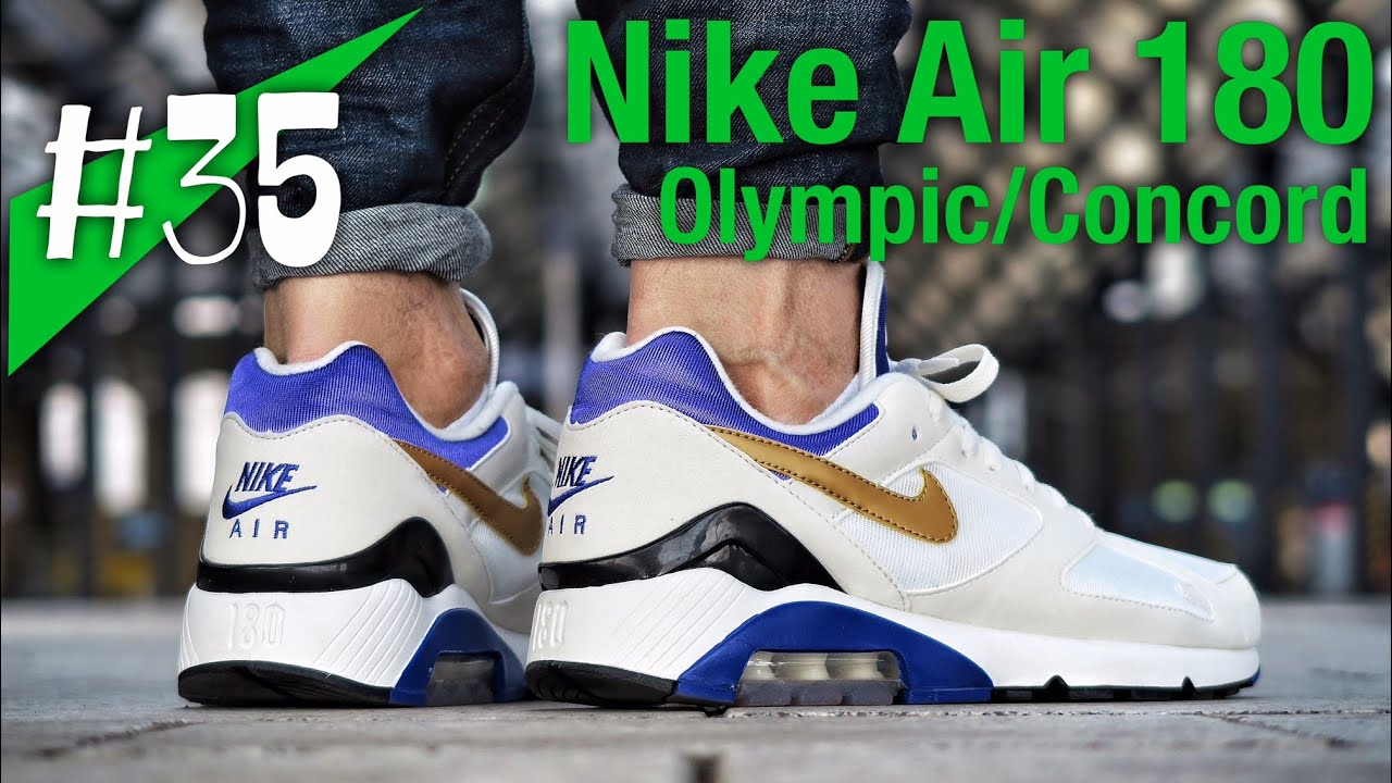 nike air 180 olympic