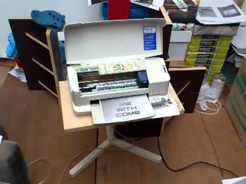 HP Photosmart D7260 Printer