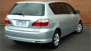 2003 Toyota Avensis Verso GLX - Camberwell VIC