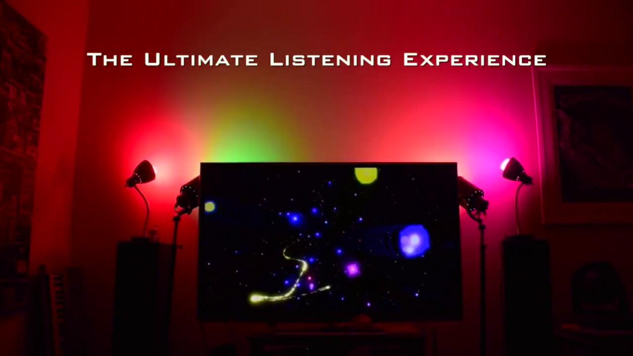 Wonderful Light DJ Music Visualizer For Philips Hue And LIFX