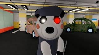 Playing as PANDY! Roblox PIGGY 2 New Update