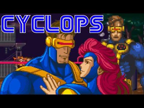 X-Men Mutant Apocalypse - Theme Of Cyclops (Sega Genesis Remix)