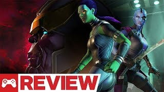 Marvel's Guardians of the Galaxy: The Telltale Series, Episode 3: More Than a Feeling Review (Video Game Video Review)