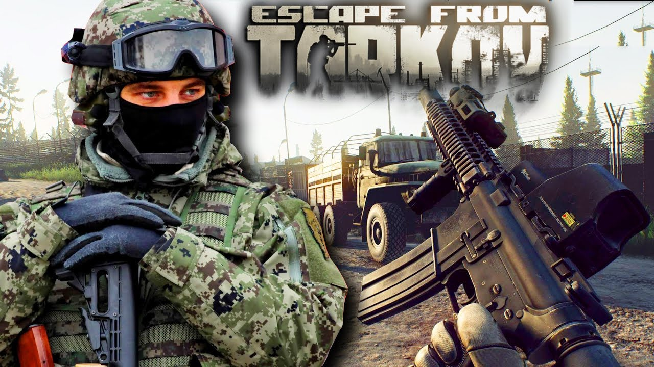 Escape From Tarkov - Beginners Guide To The Most HARDCORE FPS Ever!