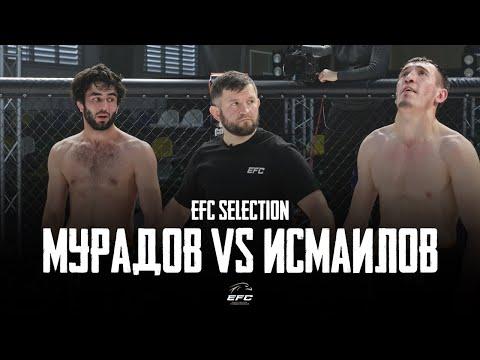 МАГОМЕД МУРАДОВ VS КУРБАН ИСМАИЛОВ | EFC SELECTION | ПОЛНЫЙ БОЙ