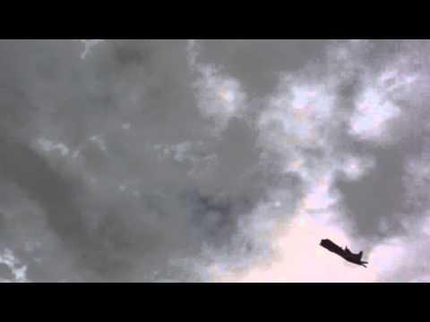 CP-140 Auroa does a flyby @ CYYZ